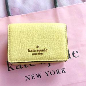 Kate Spade Micro Trip Fold Wallet